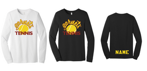 Team Long Sleeve Tee - Adult - Haddon Heights Tennis