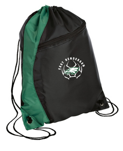 Colorblock Cinch Pack - East Henderson Girls Soccer