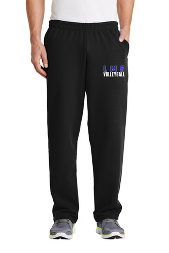 SWEATPANTS - Lewis Mills Volleyball