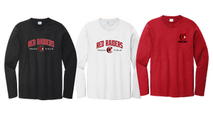 Cotton Long Sleeve - Coatesville Track