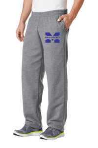 Sweatpant with Pockets - Adult- Metuchen Field Hockey
