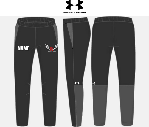 UA M's Squad 2.0 Woven Pant - Rahway Outdoor Track & Field