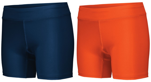 LADIES COMPRESSION SHORTS - Woodstown Track & Field