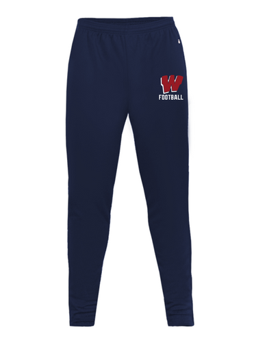 TRAINER TAPERED PANT - Westborough Football