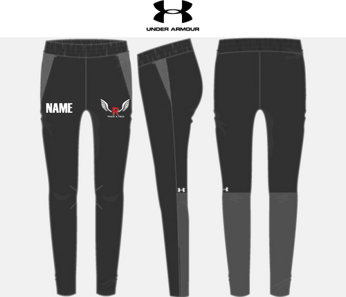 UA W's Squad 2.0 Woven Pant - Rahway Outdoor Track & Field