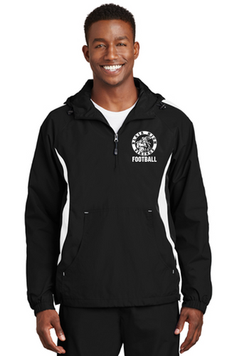Raglan Anorak- Adult - Blair Football