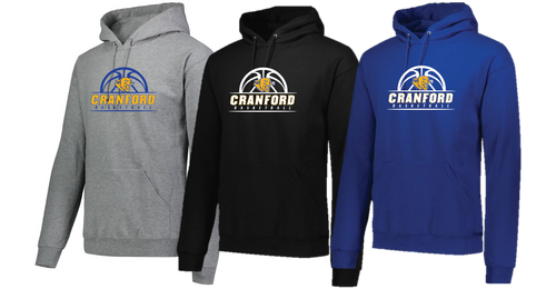 Hooded Sweatshirt - Cranford Girls Basketball