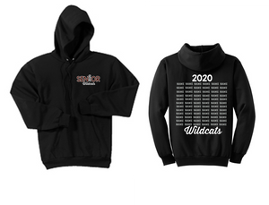 Hooded Sweatshirt - Adult - PVHS Class of 2020