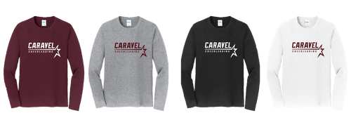 Unisex Long Sleeve - Caravel Academy Cheer