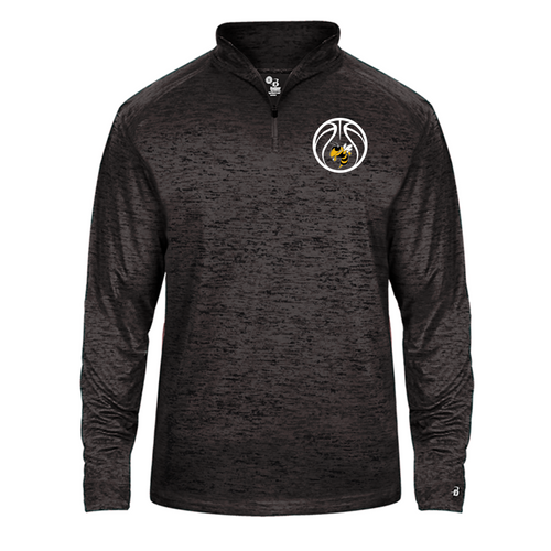Lightweight Tonal Blend 1/4 Zip - Central (Louisville) Basketball