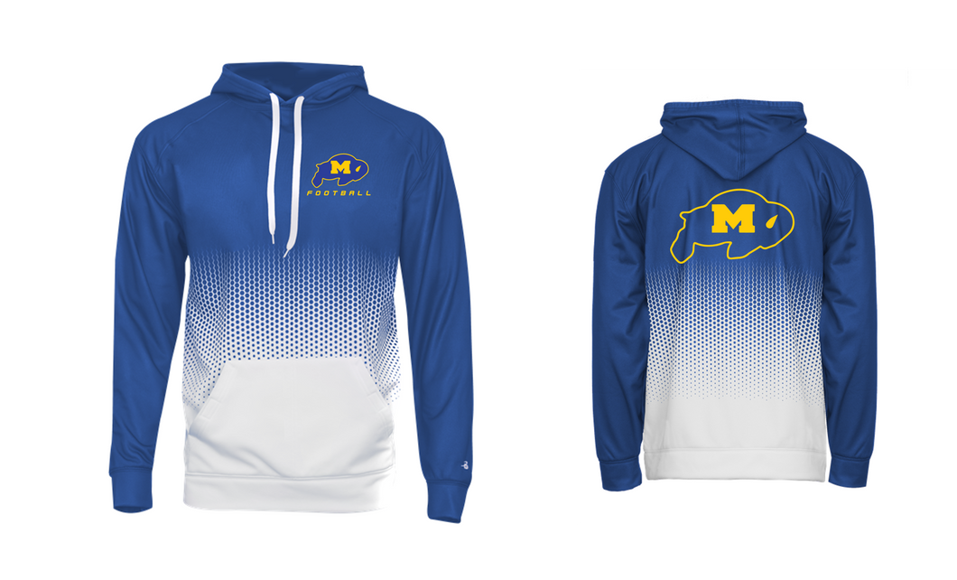 HEX 2.0 HOOD - Milby Football