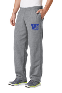 Fleece Sweatpant with Pockets - Adult- WS Field Hockey