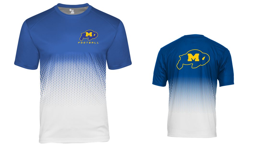 HEX 2.0 TEE - Milby Football