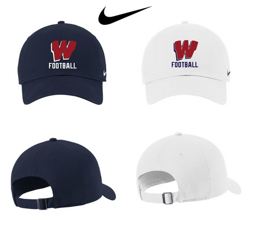 *Nike Heritage 86 Cap - Westborough Football