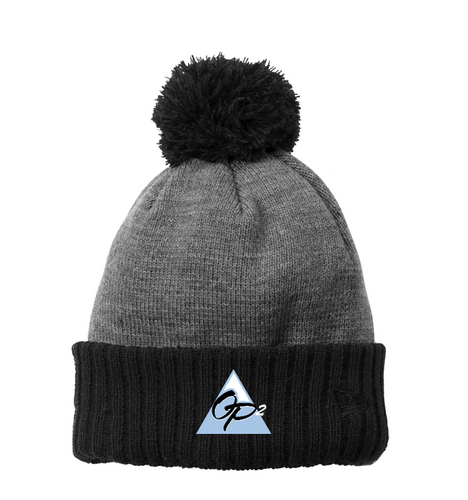*Colorblock Cuffed Beanie - OK Peak Performance Volleyball