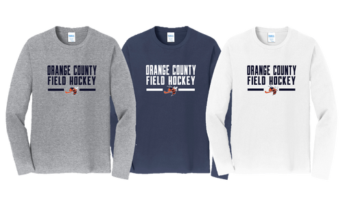 Fan Favorite LONG SLEEVE - Orange County Field Hockey