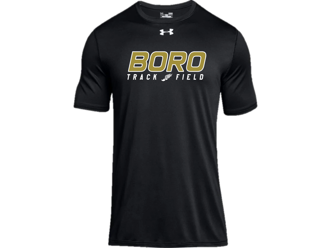 UA Men's Locker Tee 2.0 SS - Point Pleasant Boro Track & Field