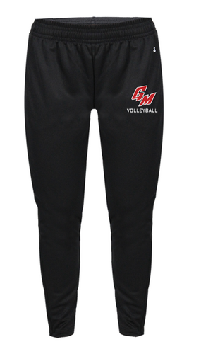 Ladies Trainer Tapered Pant - GM Volleyball