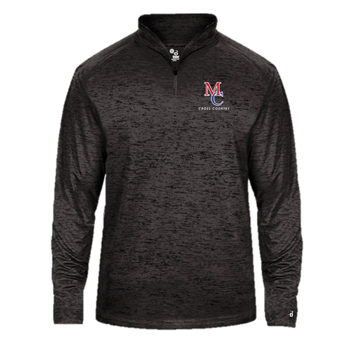 TONAL BLEND 1/4 ZIP - Middle Country XC