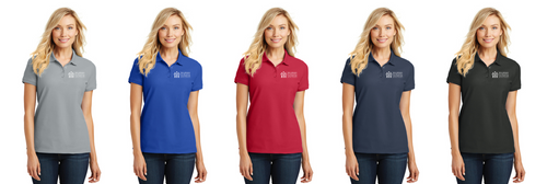 *Ladies Core Classic Pique Polo - DSCA