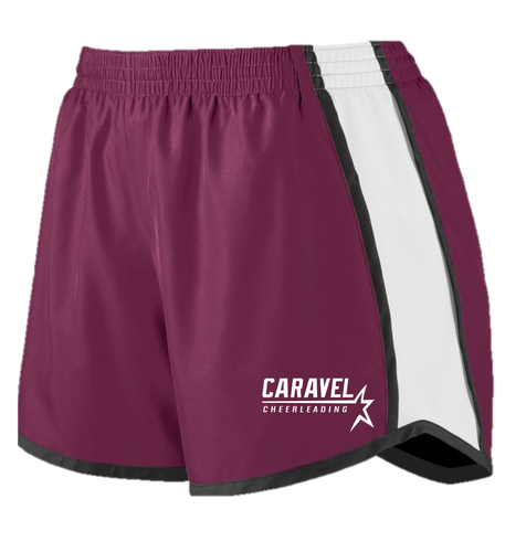 LADIES SHORTS - Caravel Academy Cheer