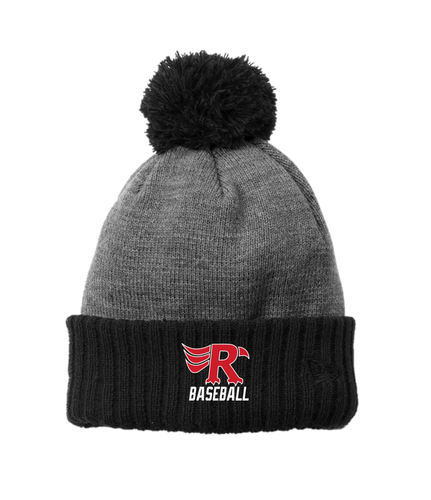 *New Era Colorblock Cuffed Beanie - LOWVILLE BASEBALL