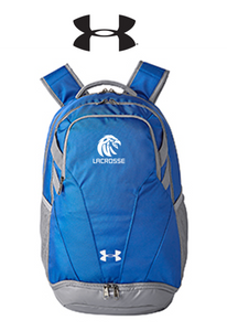*UA Hustle Backpack - Paul VI Lacrosse