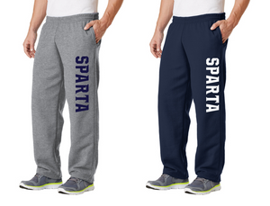 """SPARTA"" Sweatpants with Pockets - Sparta Seniors 2021"