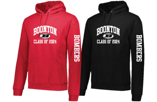 Hooded Sweatshirt - Boonton Class of 2024