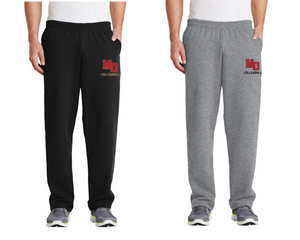 Sweatpants- Adult - Mt. Olive Volleyball