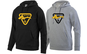 Hooded Sweatshirt - YOUTH - Tiger Sharks Swimming
