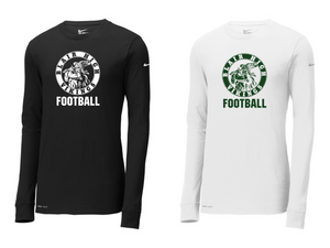 Nike Dri-FIT Long Sleeve - ADULT - Blair Football