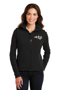 Fleece Vest - Ladies - BETHEL PARK