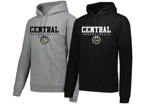 Hooded Sweatshirt - Central (Louisville) Basketball