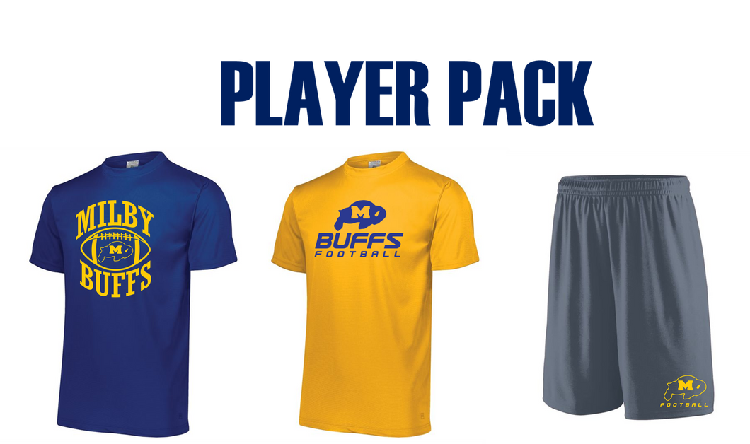 Player Pack - Milby Football