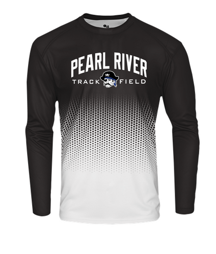 HEX LONG SLEEVE - Adult - Pearl River Track & Field