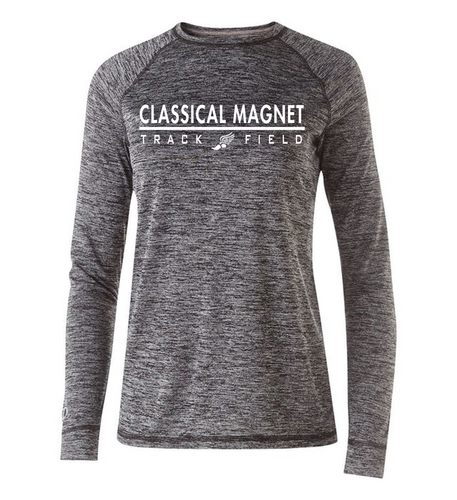ELECTRIFY 2.0 LONG SLEEVE SHIRT - LADIES - Classical Magnet Track