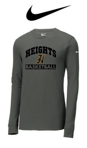 Nike Dri-FIT Long Sleeve - Adult - Cleveland Heights Basketball