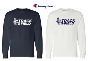 Champion Long Sleeve - Adult - Framingham Track