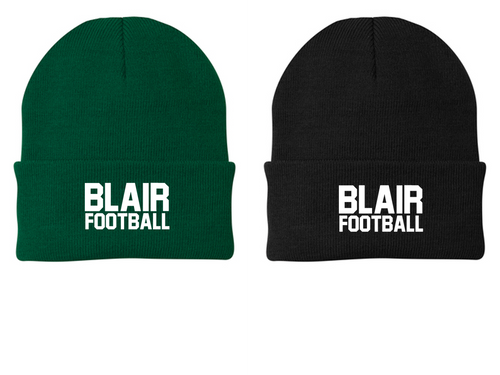 Beanie Cap - Blair Football