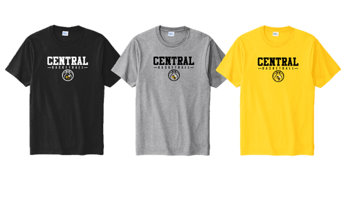 Fan Tee - Central (Louisville) Basketball