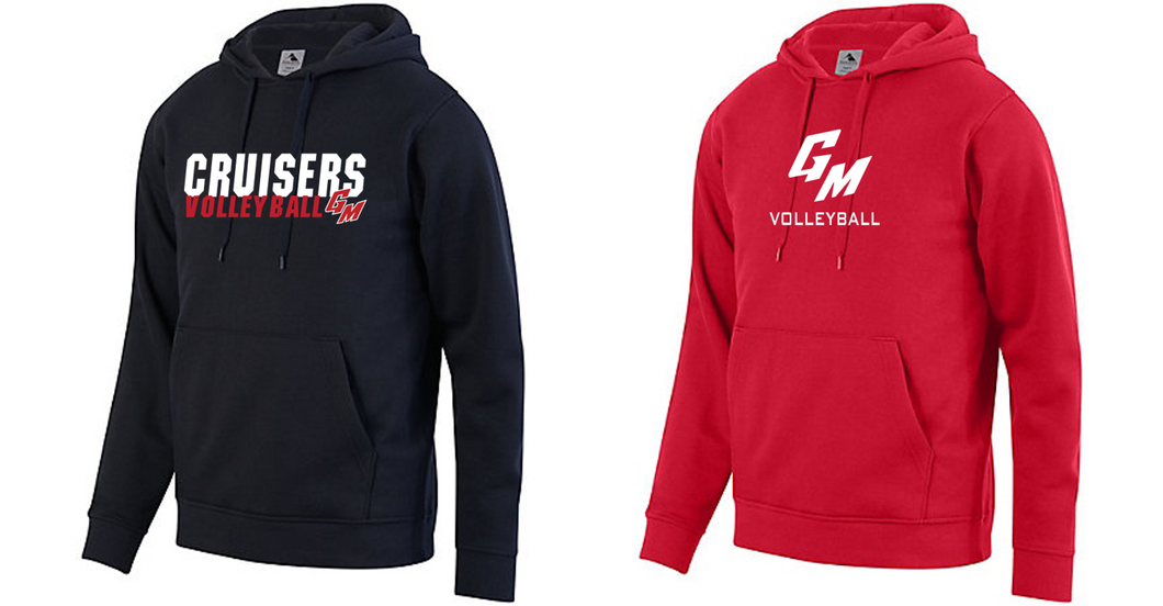 Hooded Sweatshirt - Adult - GM Volleyball
