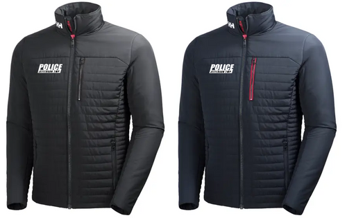 HELLY HANSEN CREW INSULATOR JACKET - JEFFERSON POLICE DEPT