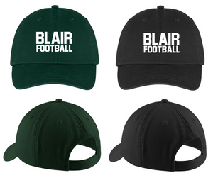 Twill Cap - Blair Football