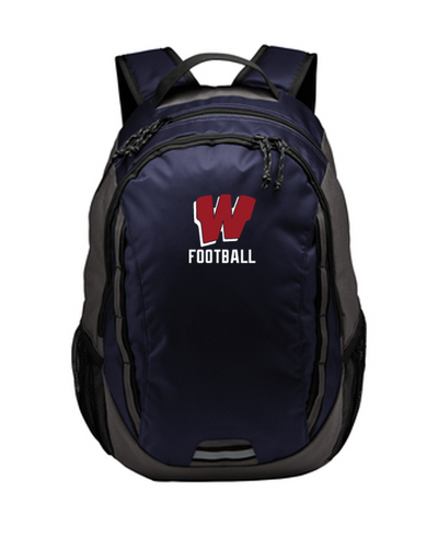 *Ridge Backpack - Westborough Football