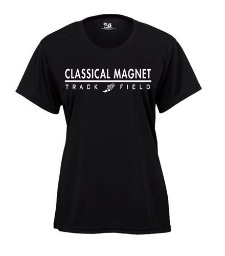 LADIES Performance Tee - Classical Magnet Track