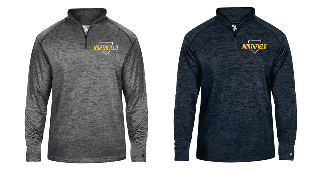 TONAL BLEND 1/4 ZIP - Northfield Baseball