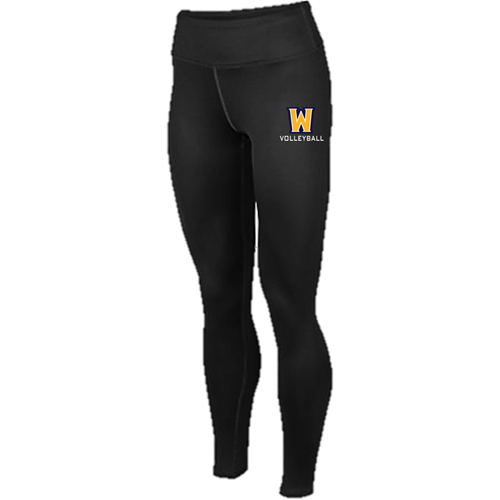 LADIES HYPERFORM COMPRESSION TIGHT - WISS VOLLEYBALL