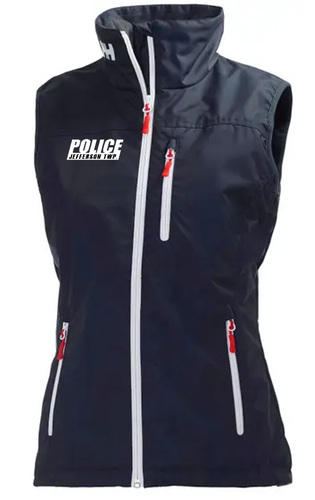 HELLY HANSEN WOMEN'S CREW VEST - JEFFERSON POLICE DEPT