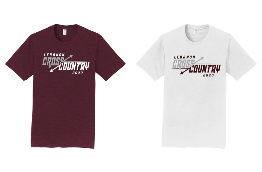 Fan Favorite Tee - Lebanon XC